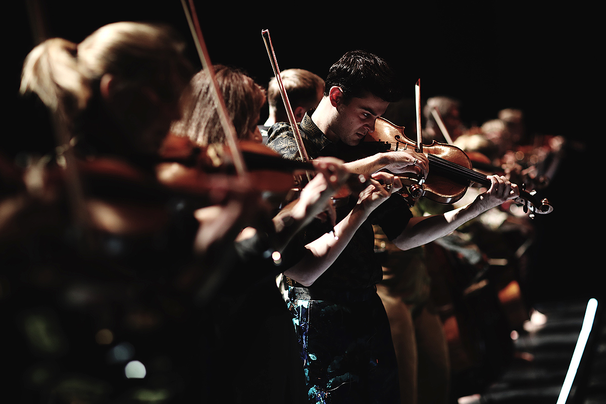 Scottish Ensemble. Image Louise Mather