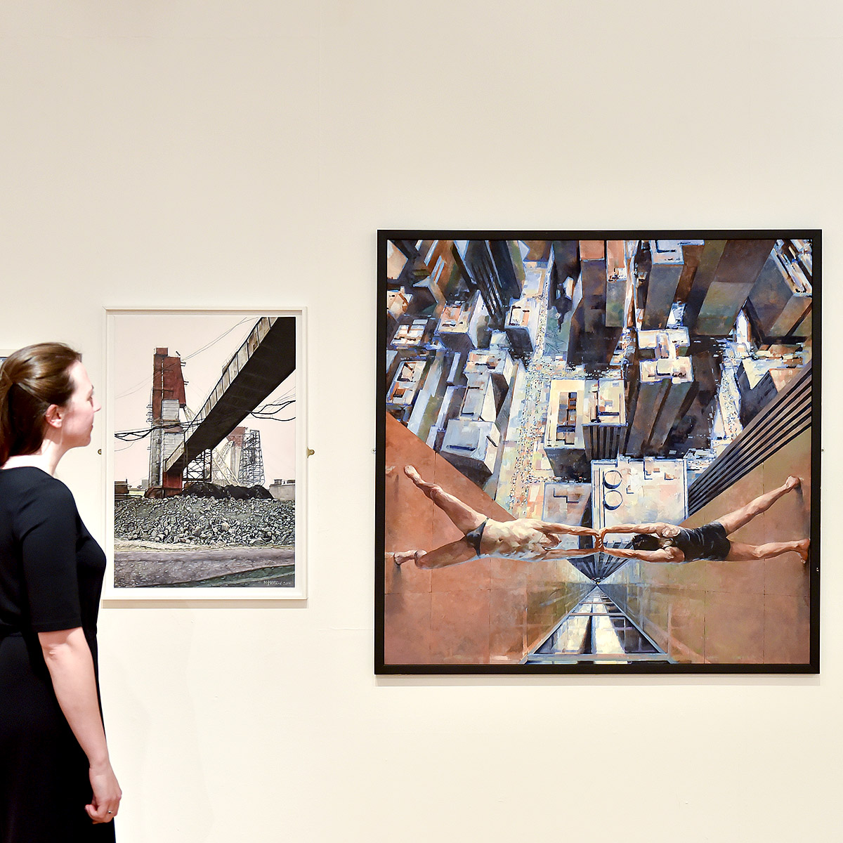 New Light Prize Exhibition, Tullie House, Carlisle. Credit Stuart Walker Photography