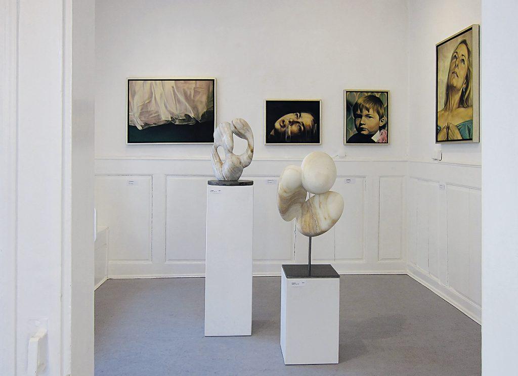 Dieter Weissenberger and Wieland Schöffner - Fremd Vertraut, Die Galerie L'Art Pour Lahr. Lahr, Baden-Württemberg, Germany