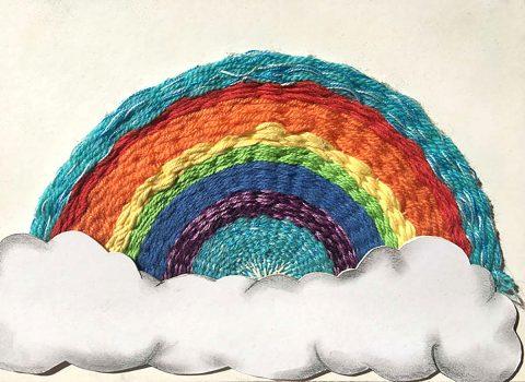Dovecot Studios - Weave a Rainbow