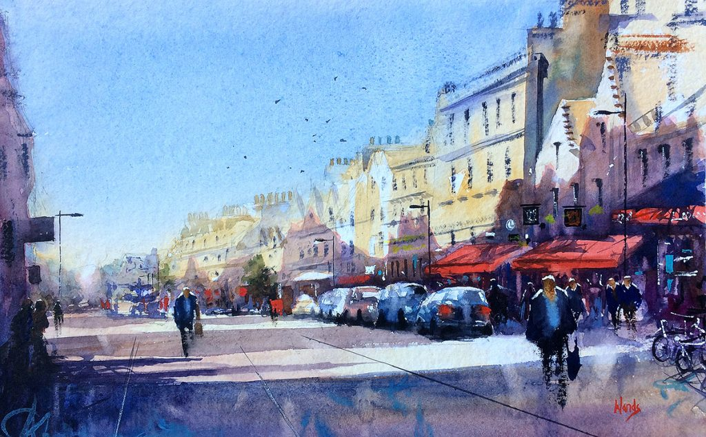 Graham Wands - North Street, St Andrews