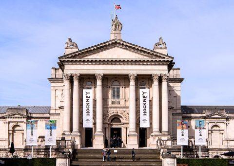 David Hockney, Tate Britain, 2017