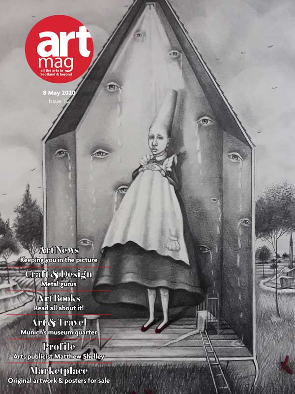Artmag 112 Cover