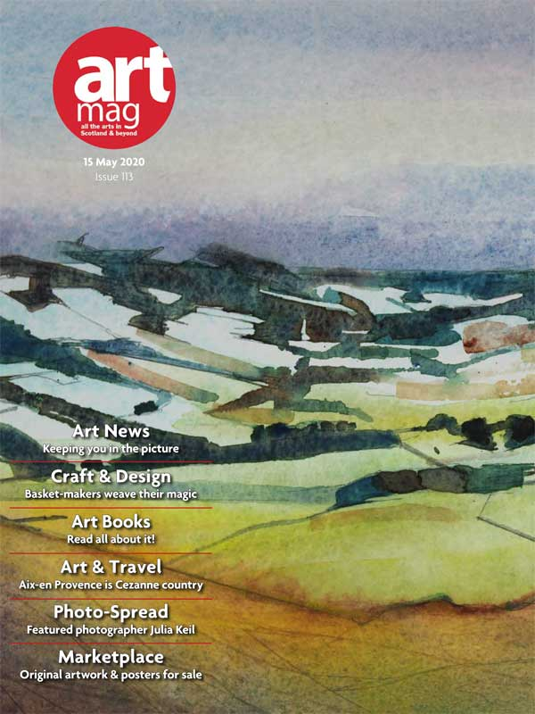 Artmag 113 Cover