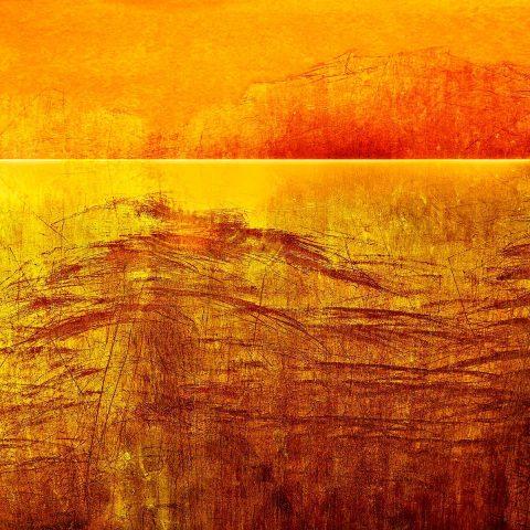 Ian McKinnell - Work No. 49, Imagined Landscape Kirkcudbright, digital archival print