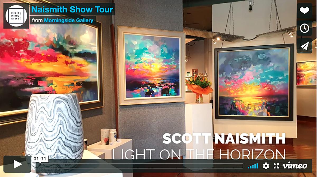 Scott Naismith - Morningside Gallery Video