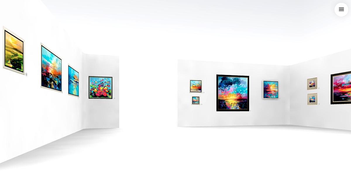 Scott Naismith Virtual Exhibition, Morningside Gallery