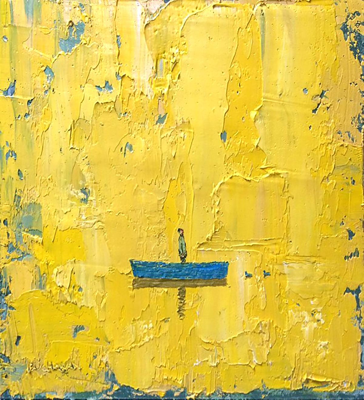 Stuart Buchanan - Drift, oils