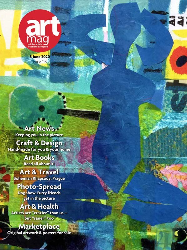 Artmag 116 Cover
