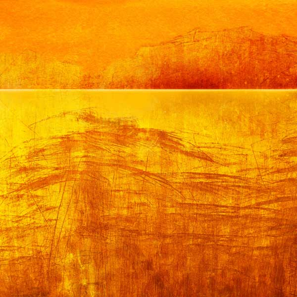 Ian Mckinnell Work No 48 - imagined landscape - Kirkudbright - 2019