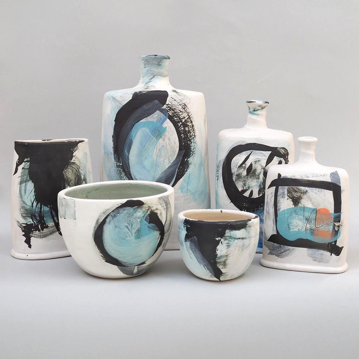 Julie Whatley - Storm Pots