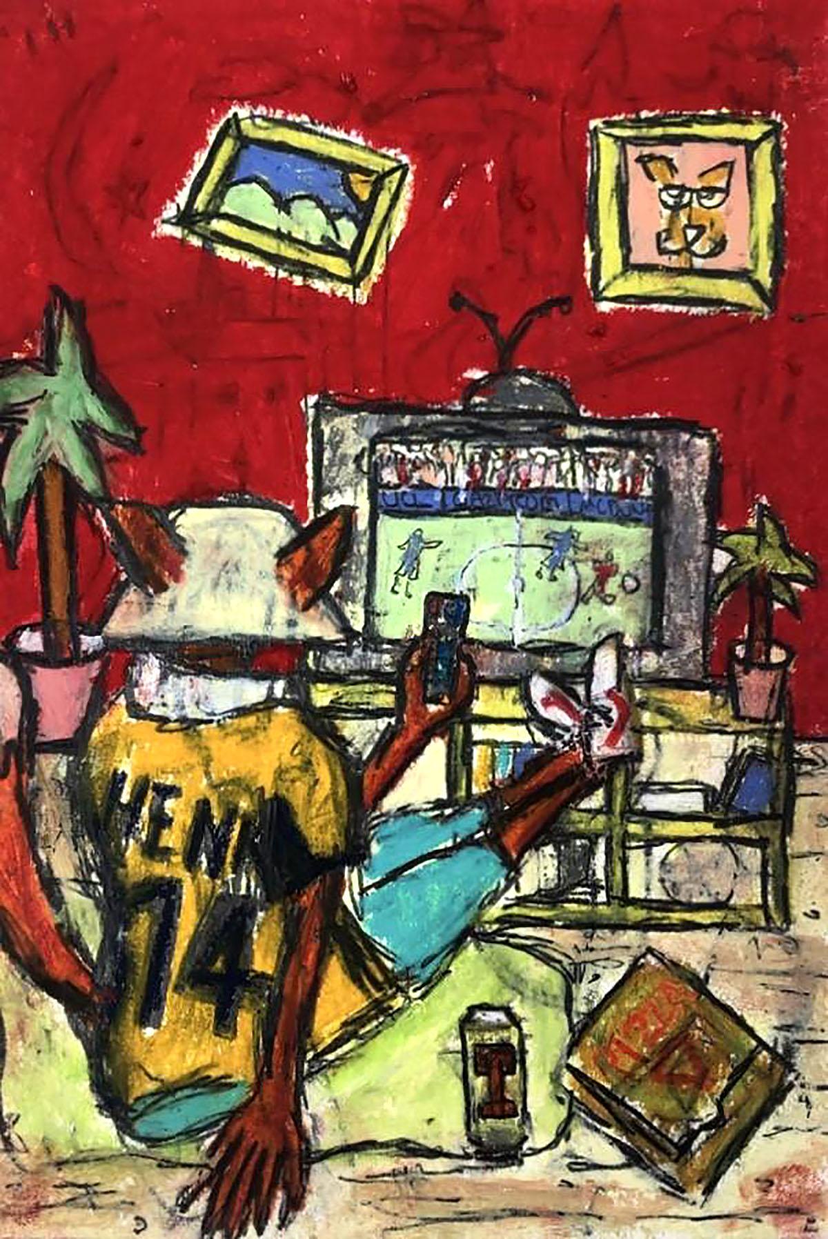 Sam Macinnes - The Dude Zone