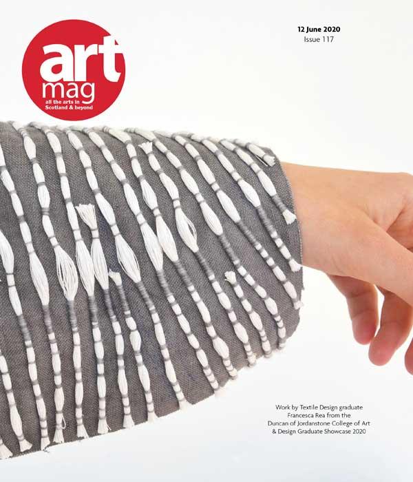 Artmag 117 Cover