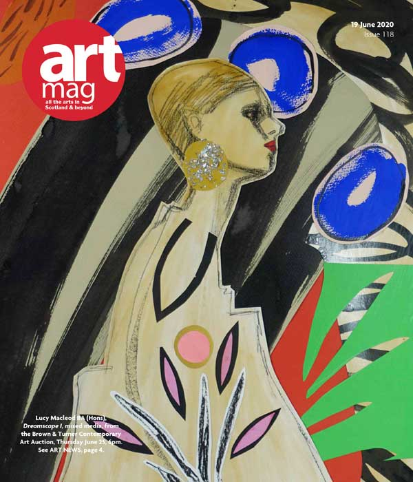 Artmag 118 Cover