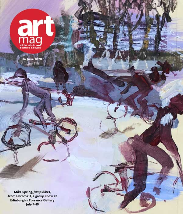 Artmag 119 Cover