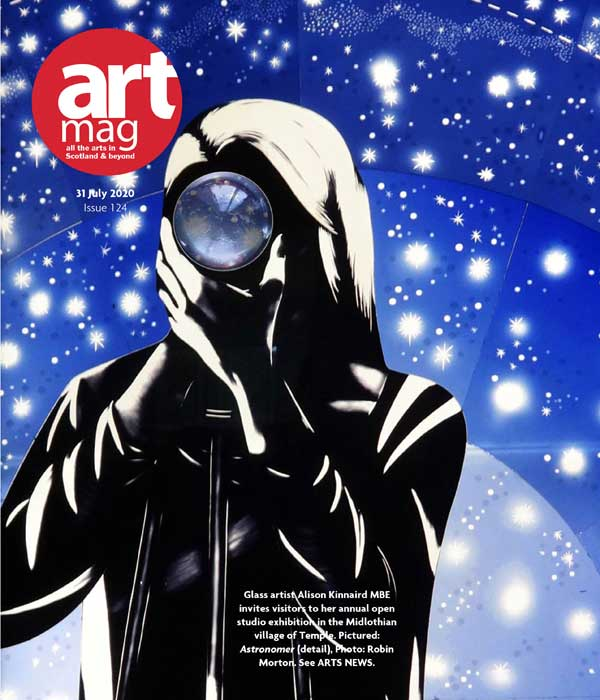 Artmag 124 Cover