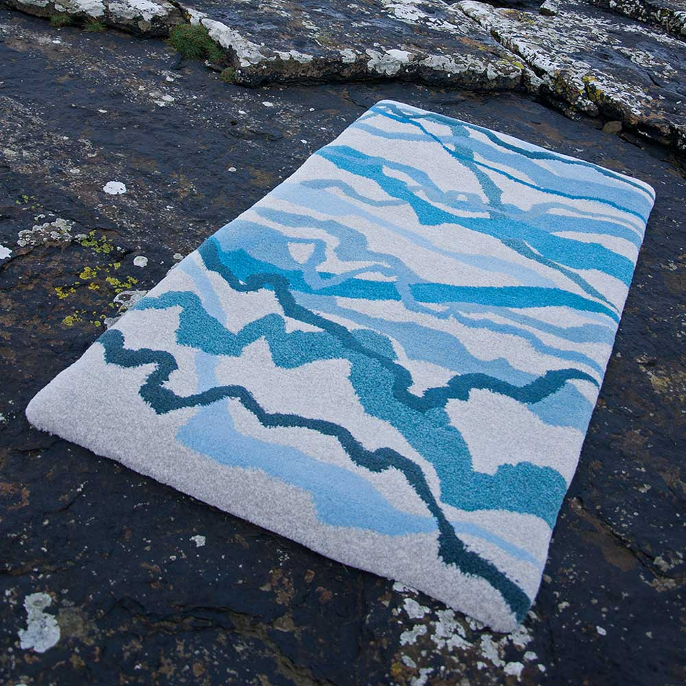 Hoxta Tapestry Gallery : Hand crafted rugs inspired by Orkney