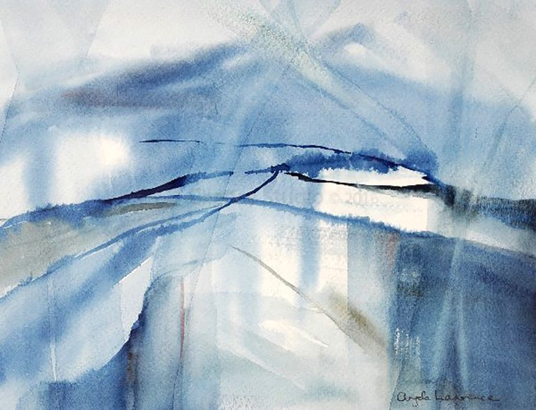 Angela Lawrence - Ice Perspectives