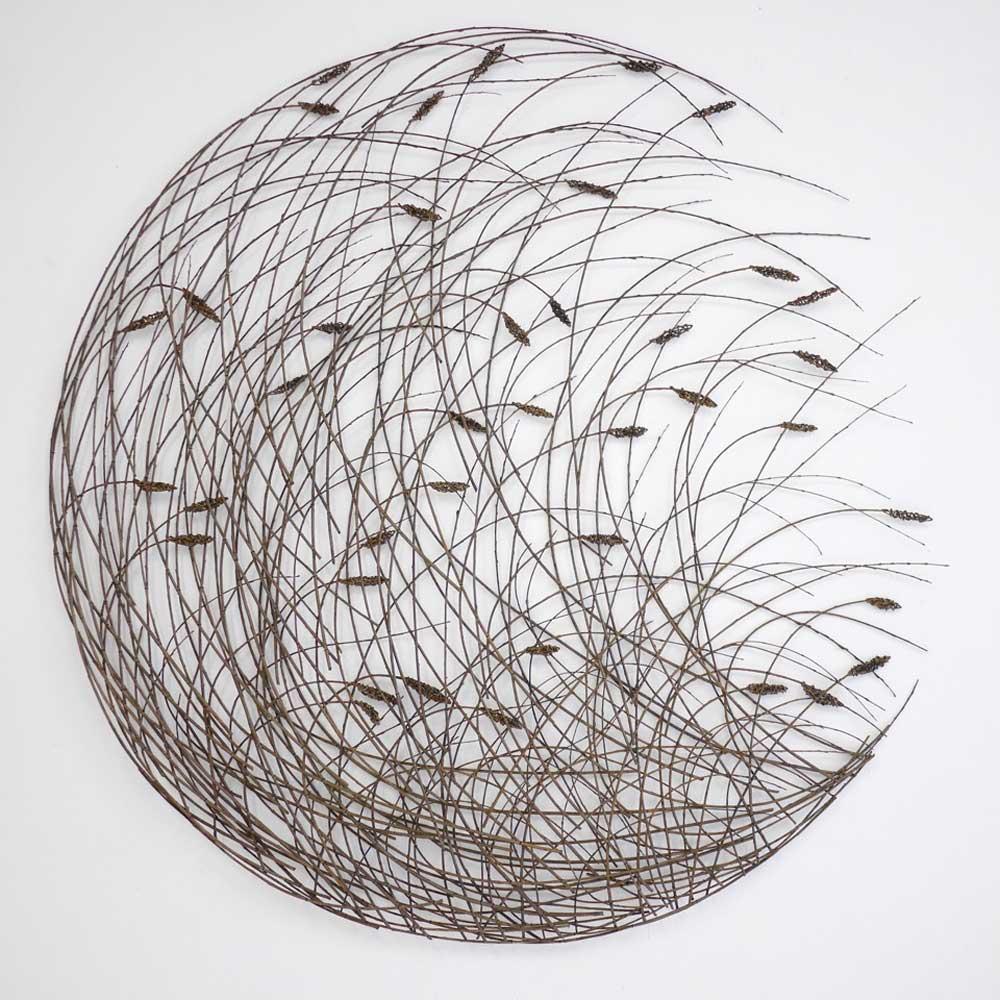 Liz Farey - Award Winning Artist Using Organic Materials Found In Nature