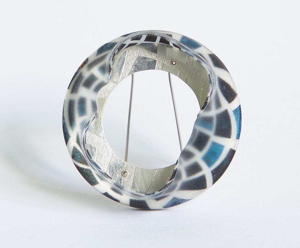 Morna Darling: Silver & Enamel Jewellery