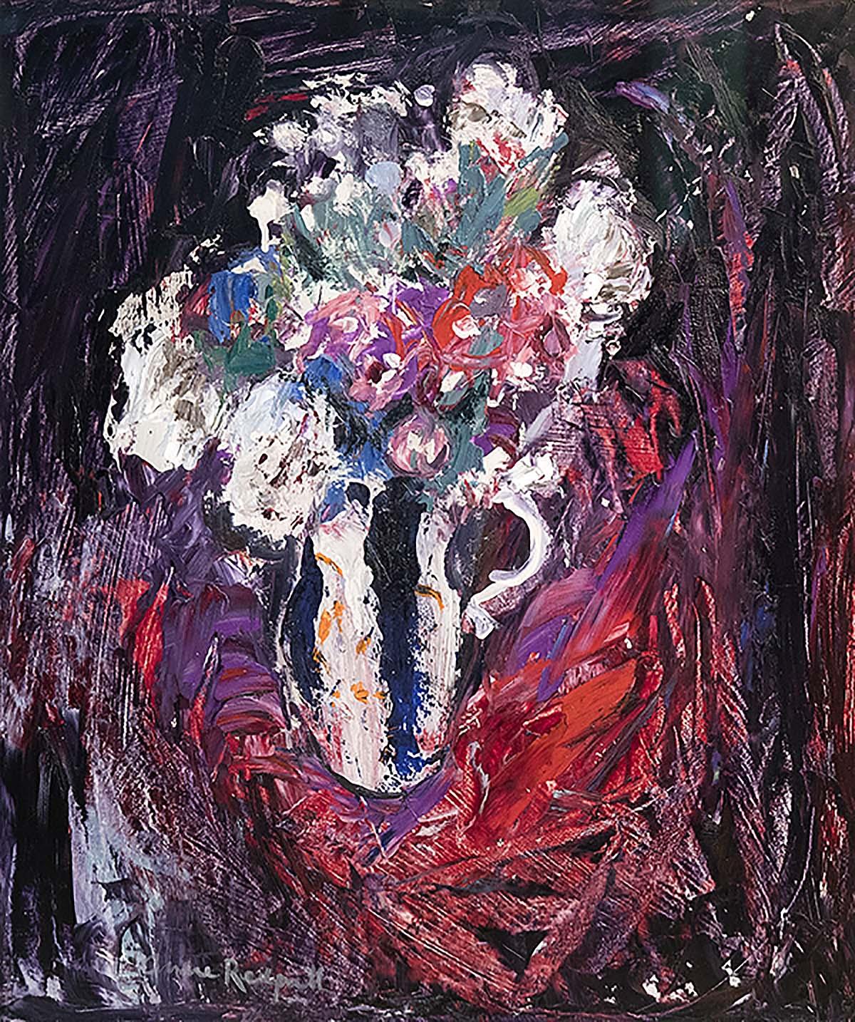 Anne Redpath, 'Flowers in a Jug', oil