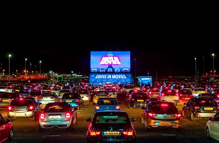 Edinburgh's Drive-In