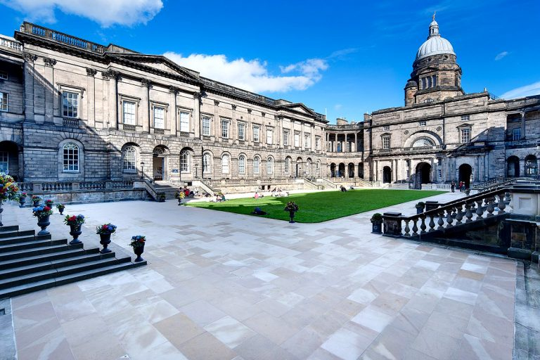 Edinburgh University Old Quad