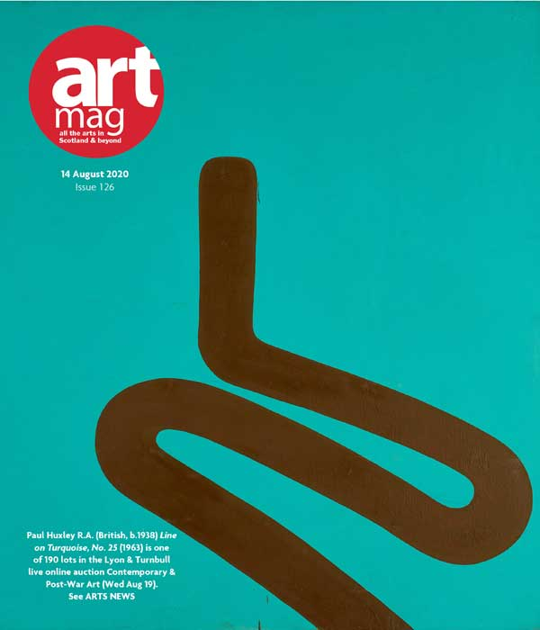 Artmag 126 Cover