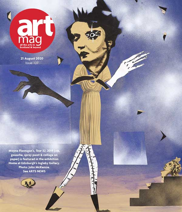 Artmag 127 Cover