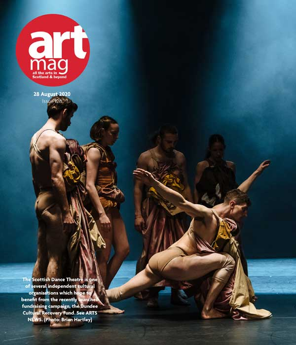 Artmag 128 Cover