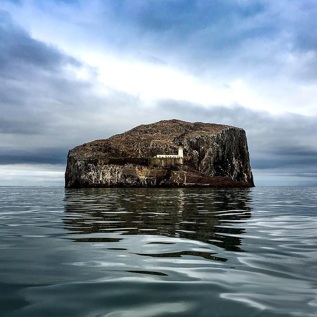 Andrew Bulloch, 'The Bass Rock'