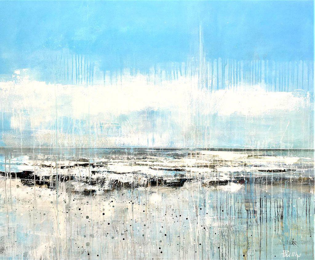 Amanda Phillips, 'Cumulus Rising'