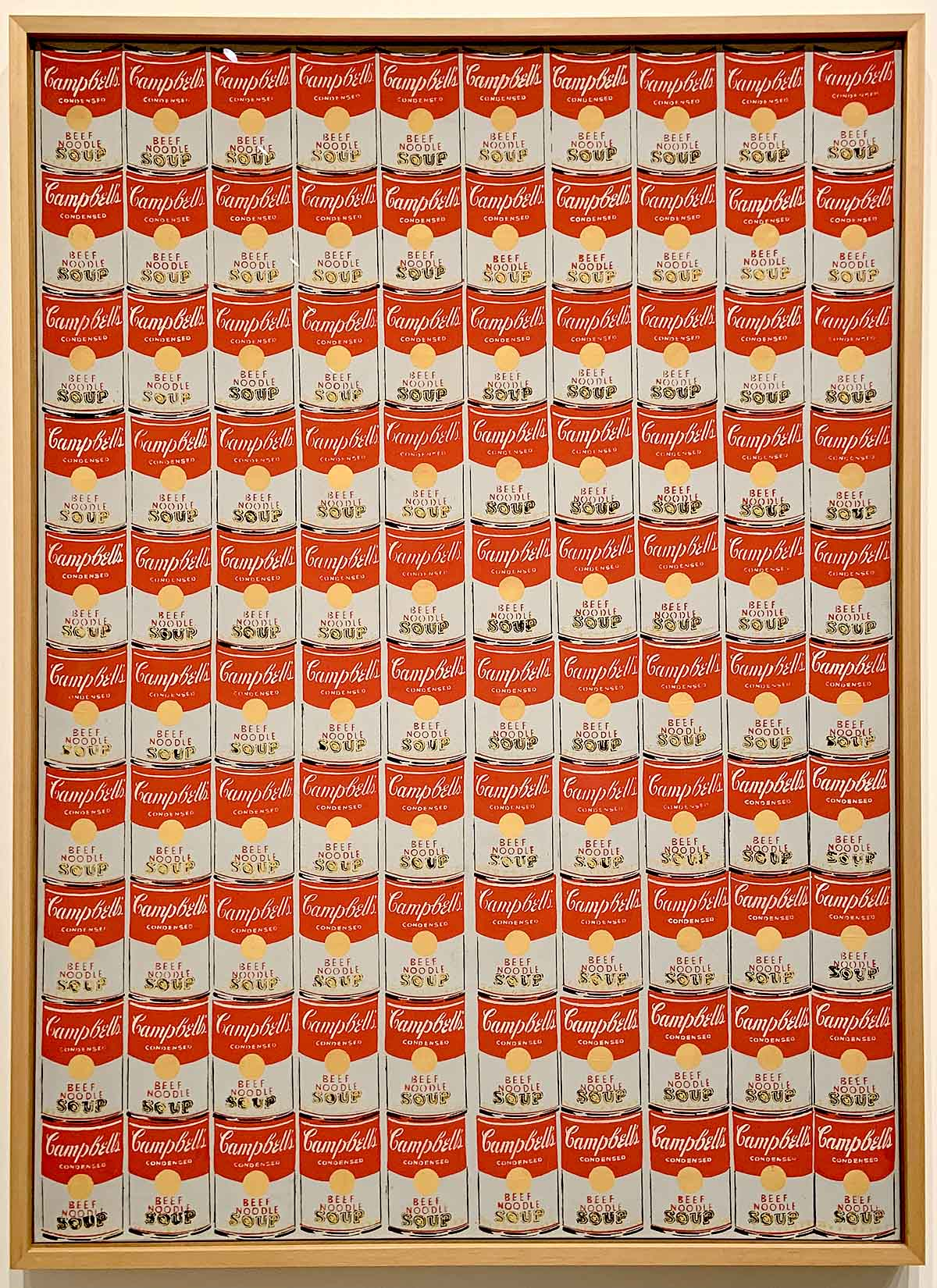 Andy Warhol, 'Campbell's Soup Cans'