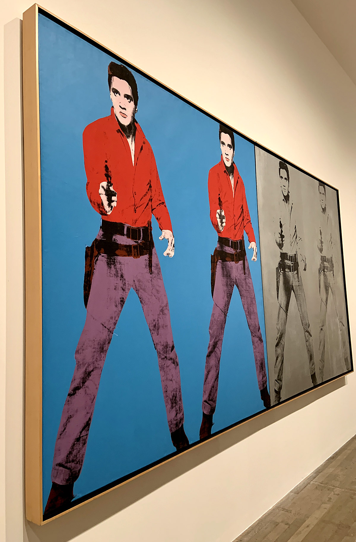 Andy Warhol, 'Elvis I and II'