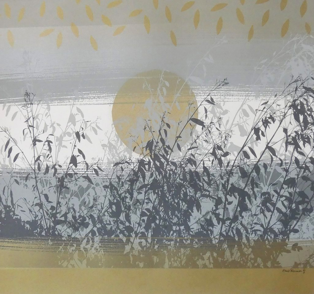 Anne Skinner, 'Snow Moon'