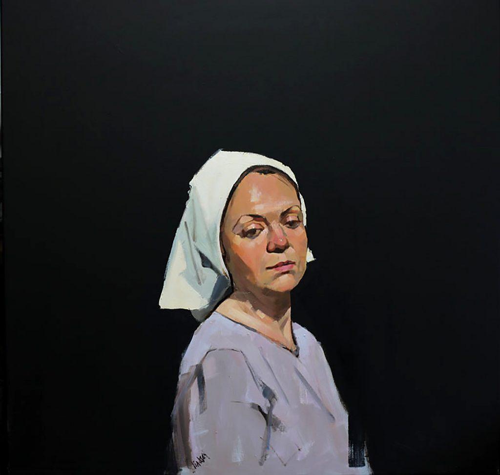 Steven Lindsay, 'Regret', oil on canvas