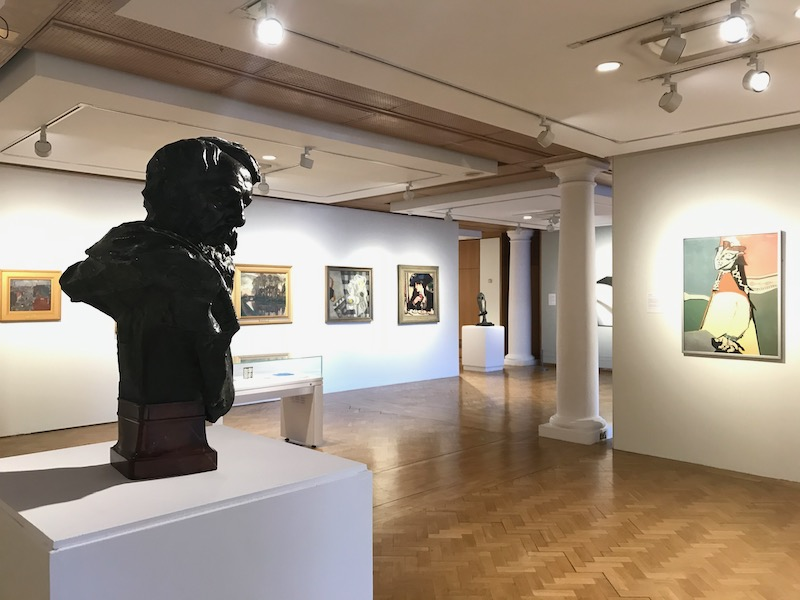 City Art Centre at 40 exhibition