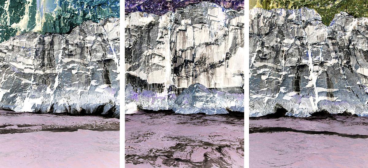 Colin M Bryce, 'Bass Rock III', photographic print