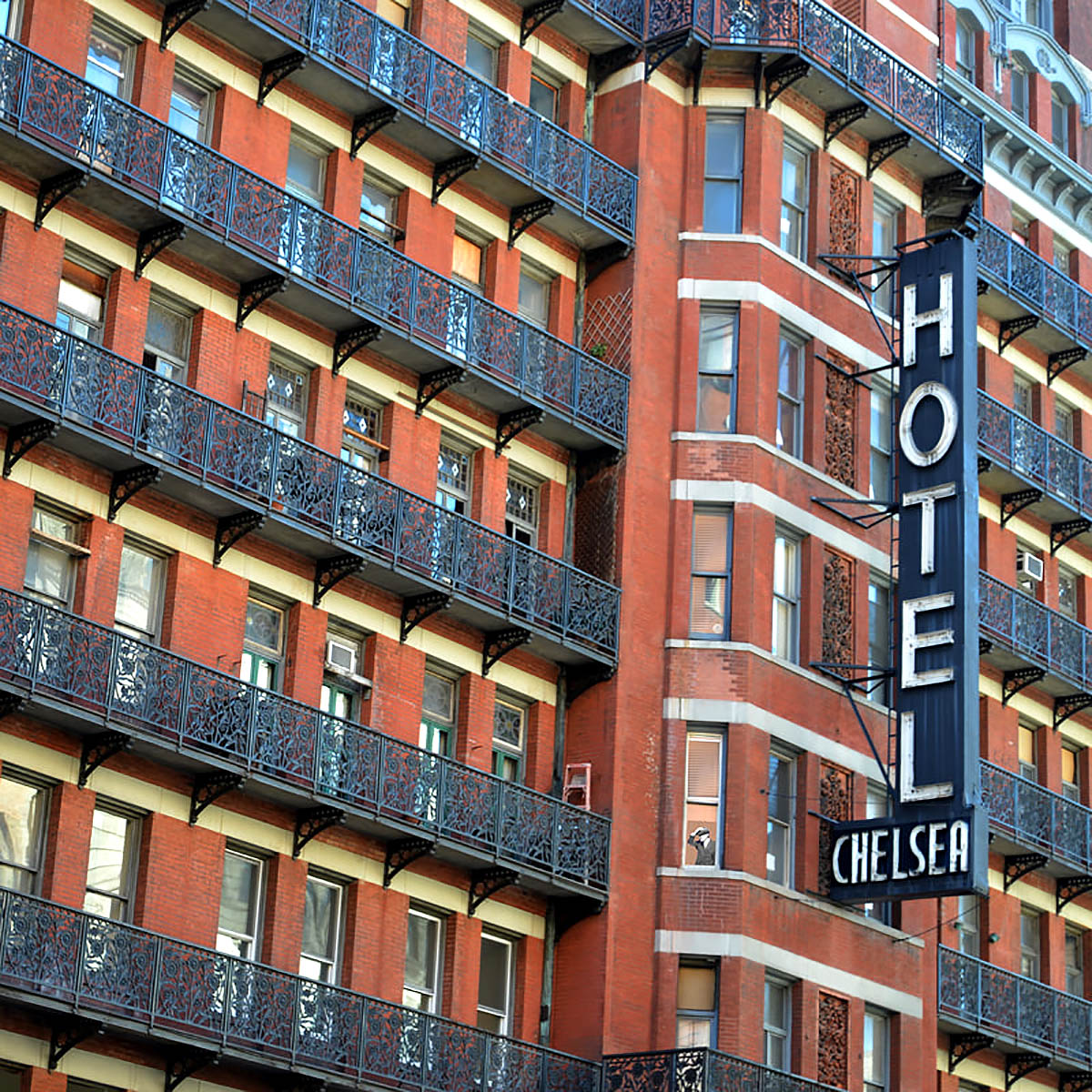 Colin M Bryce, 'Chelsea Hotel', photographic print