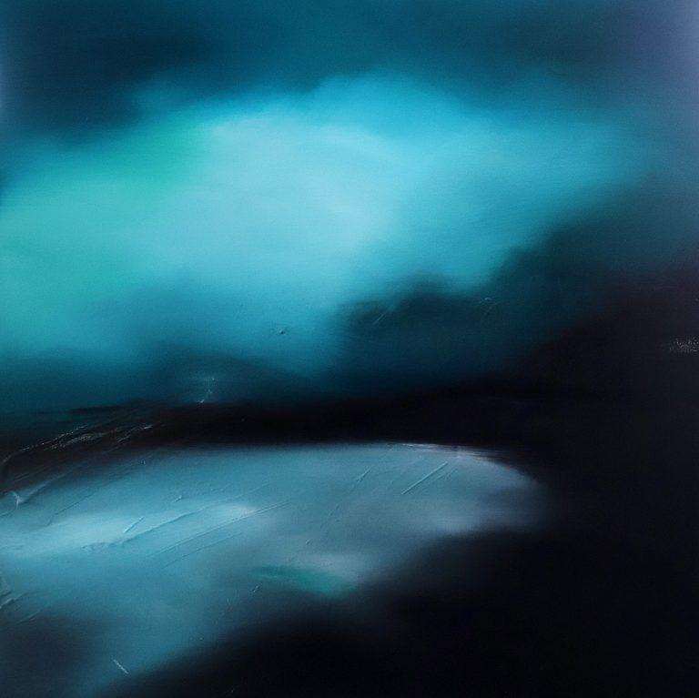 Ellis O'Connor, 'Awakening', oil on canvas