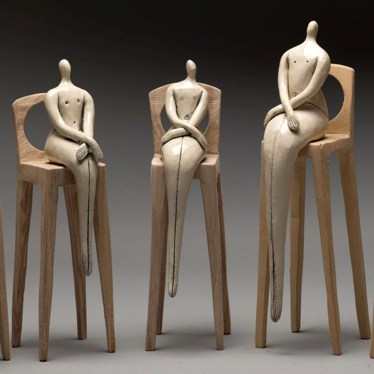 Guy Routledge, ceramic