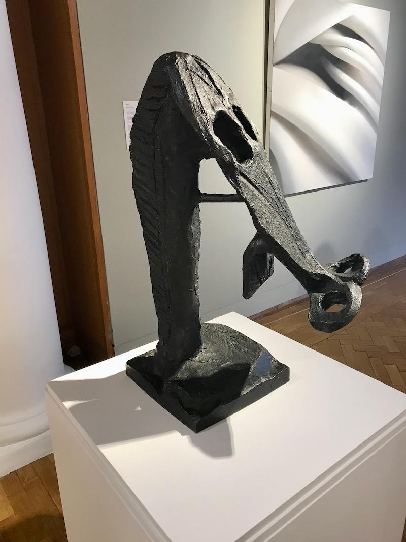 Horse's Head sculpture by Eduardo Paolozzi