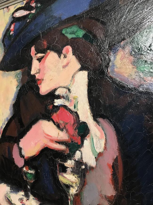 The Blue Hat, John Fergusson