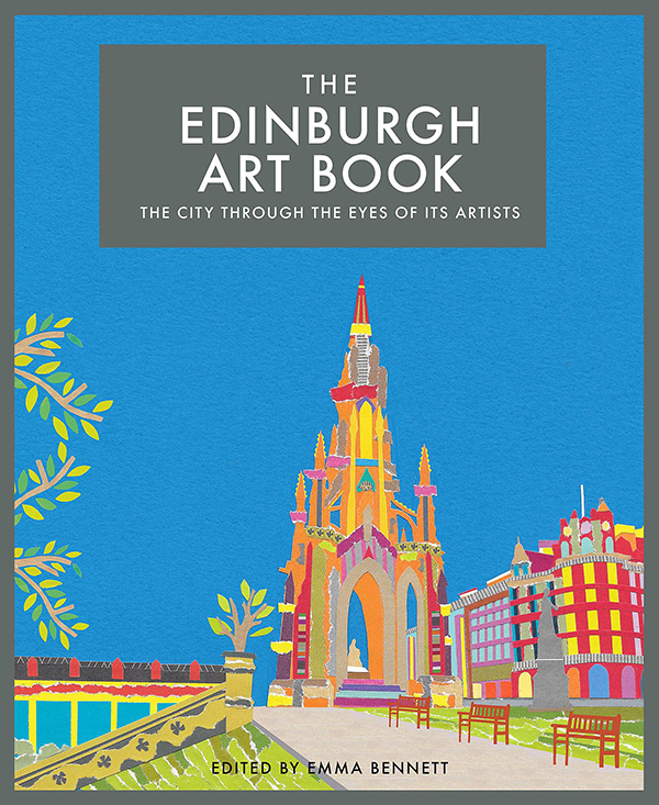 Cover, The Edinburgh Art Book