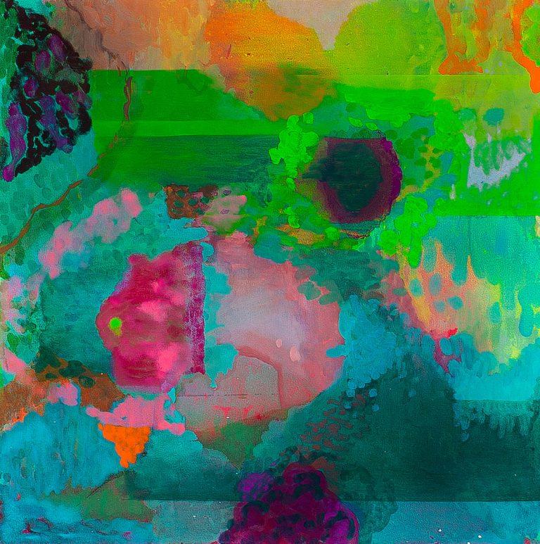 Victoria Morton, Pozzi, 2020, Oil on canvas