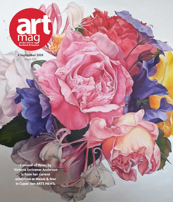 Artmag 129 Cover