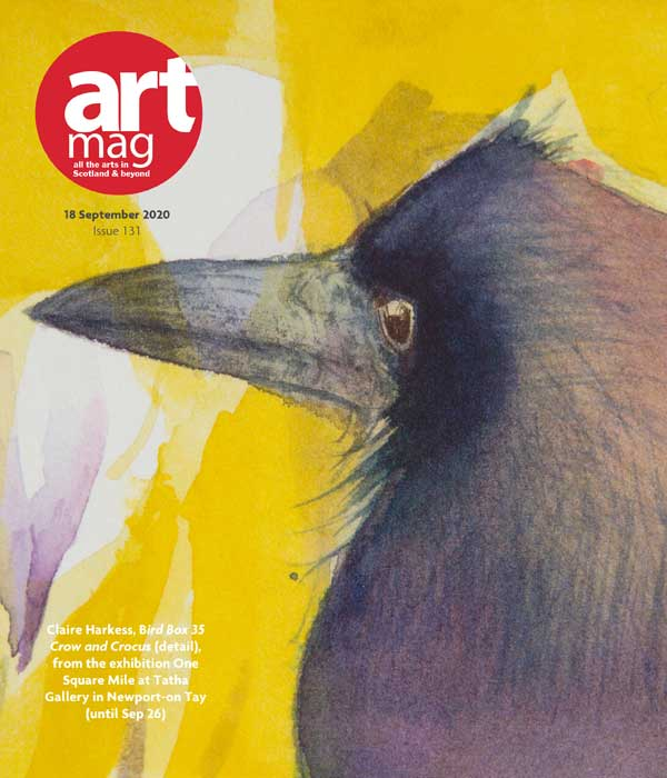 Artmag 131 Cover