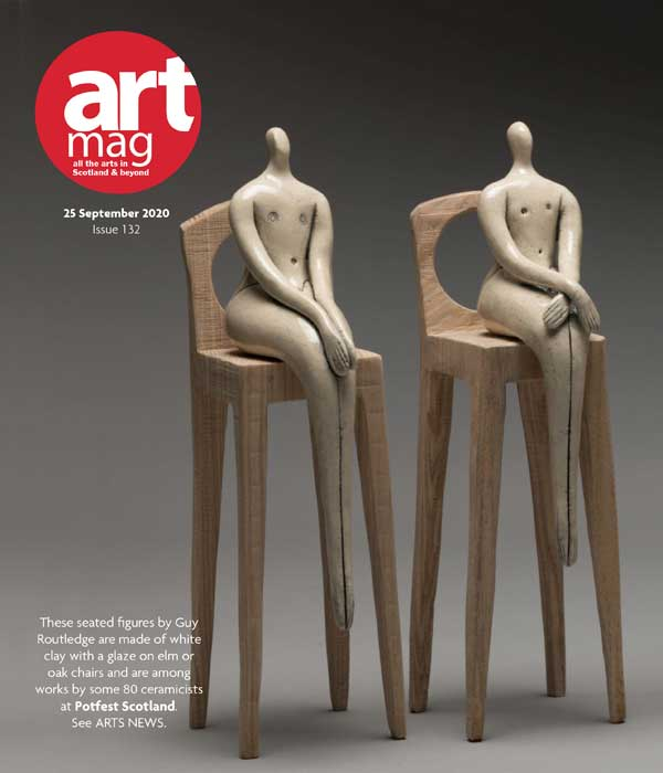Artmag 132 Cover