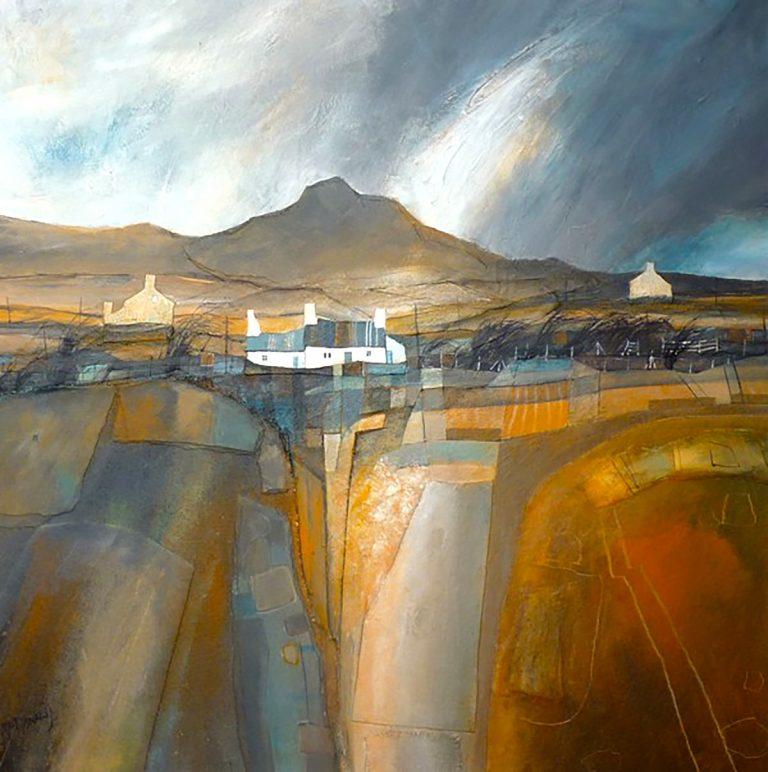 Gillian McDonald, 'Coastal Fields III'