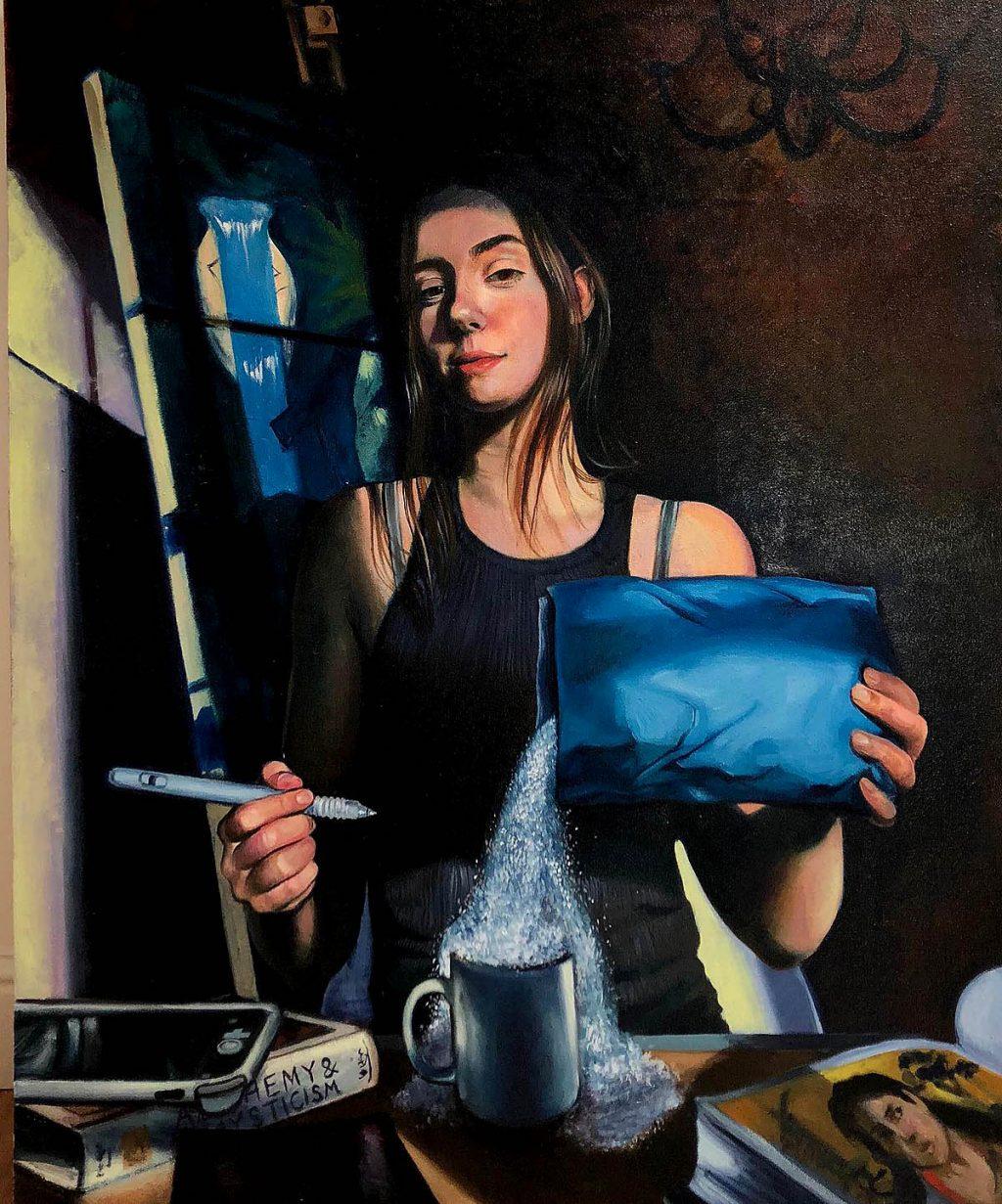 Louise Reynolds, 'Sweet Isolation'